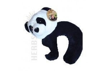 Endangered Species Travel Buddy Plush Neck Pillow and Blanket Giant Panda 1 Ct