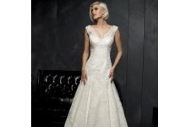 Kenneth Winston Wedding Dresses - Style 1521