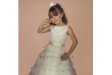 Little Maiden Flower Girl Dresses - Style LM3463
