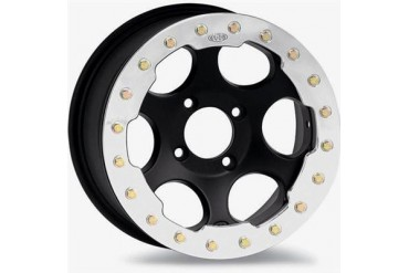 ITP T-7 Beadlock - Black  14BB13 ITP ATV Wheels