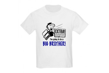 I'm Going to Be a Big Brother Kids T-Shirt