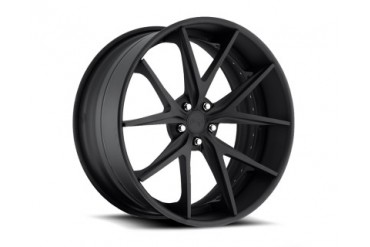 Niche Wheels 3-Piece Series A610 Misano 24 Inch Wheel