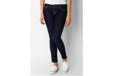 Chic Simple Skinny Jeans