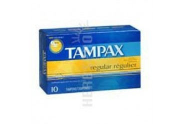 Tampax Tampons With Flushable Applicators Regular 10 each