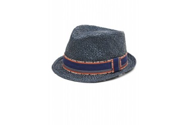 Perry Ellis Straw Fedora