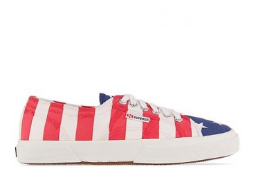 Superga 2750 Cotu Flag in USA size 10.0