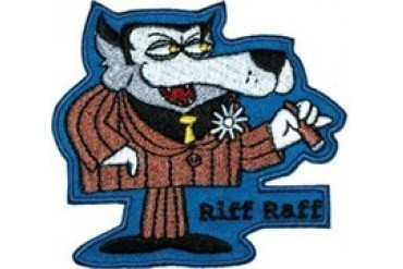 Riff Raff Underdog Patches