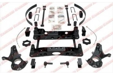 Rancho 4 Inch Lift Kit RS6582B Complete Suspension Systems and Lift Kits