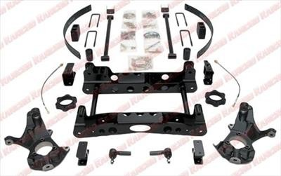 Rancho 4 Inch Lift Kit RS6582B Complete Suspension Systems and Lift Kits -  Price Comparison