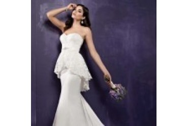 Ella Rosa Wedding Dresses - Style BE209