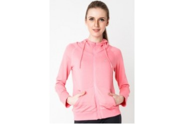 AVIVA Fleece Jacket Hooded