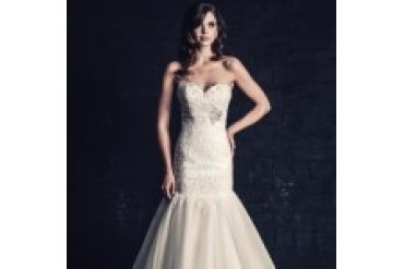 Ella Rosa Wedding Dresses - Style BE193