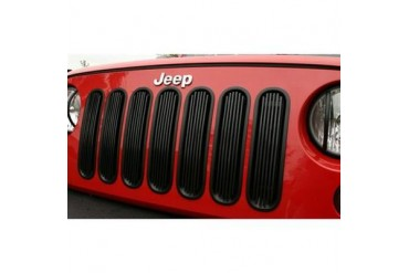 Rugged Ridge Grille Inserts  11401.30 Grille Inserts
