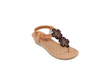 AR by Alfio Raldo Stretchable Thong Sandals