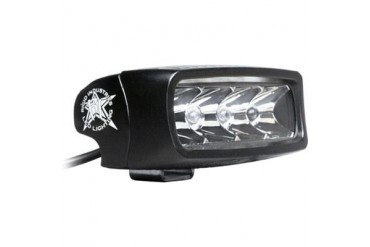 Rigid Industries SR-Q-Series Single Row Spot LED Light 90421 Offroad Racing, Fog & Driving Lights