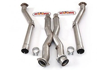 Kooks 3 x 2 12 X-Pipe without CAT for OEM Exhaust Cadillac CTS-V 6.2L LSA 09-12