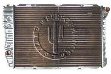 1968-1971 Lincoln Mark III Radiator Performance Radiator Lincoln Radiator 381 68 69 70 71