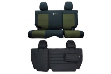 Trek Armor Rear Bench Seat Cover TAJKSC2013R2BO Seat Cover