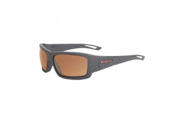 Ess - Credence Sunglasses - Credence Gray Frame/Mirrored Copper Lens