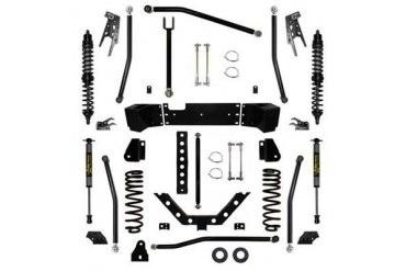 "Rock Krawler 2.5"" X Factor Plus Comp Coil Over Long Arm Suspension System RKJKCOMP25-4 Complete Suspension Systems and Lift Kits"