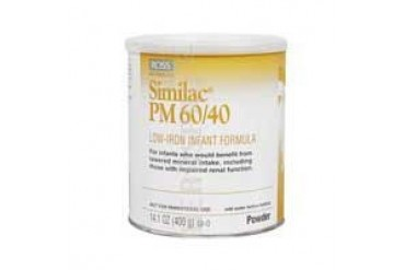 Similac Pm 60/40 Low-Iron Infant Formula Powder14.1 oz