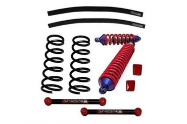 Skyjacker 3 Inch Platinum Coilover Lift Kit with Hydro Shocks DC321K-H Complete Suspension Systems and Lift Kits