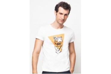 24:01 Tiger Graphic T-Shirt