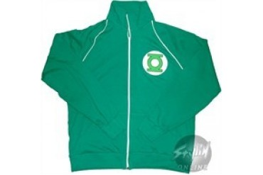 DC Comics Green Lantern Logo Pocket Track Jackets