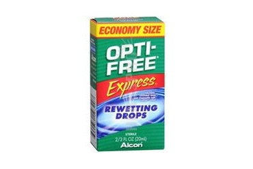 Opti-Free Express Rewetting Drops 20 ml