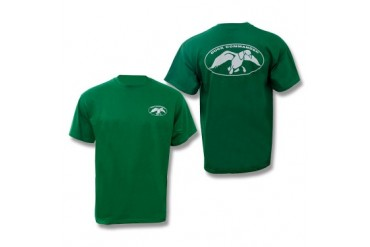 Duck Commander T-Shirt - Kelly Green - S