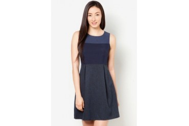 DressingPaula Sleeveless Knee Length Dress