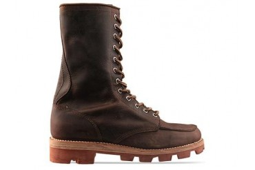 J.D. Fisk Kurt Mens in Brown Leather size 8.0