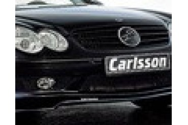 Carlsson Front Lip Spoiler RS Mercedes-Benz SL-Class R230 03-11