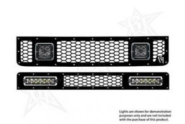 Rigid Industries FJ Grille Kit 40551 Grille Inserts