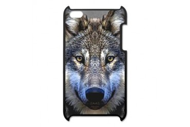 Wolf iPod Touch 4 Case