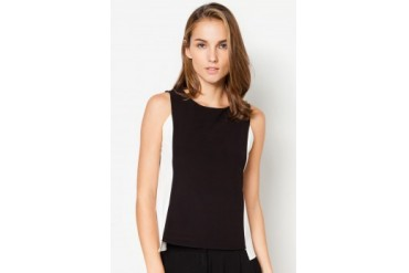 EZRA by ZALORA Colourblock Tank
