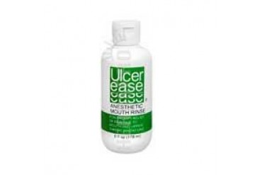 Ulcer Ease Ulcerease Antiseptic Mouth Rinse6 Oz