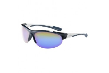 Champion-matt Black Frame With Black Rubber With Smoke Polarized Lens