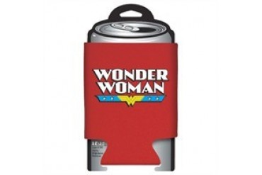 DC Comics Wonder Woman Name Logo Can Holder