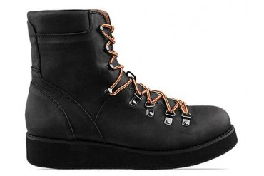 The Damned Kurt in Black Distressed size 13.0