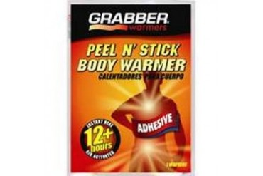 40 Pack Grabber Performance Gro Awes Adhesive Body Warmer