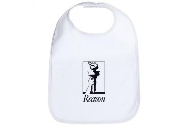 Reason Bib by CafePress
