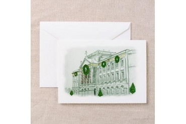 Pemberley Greeting Cards Pk of 10 by CafePress