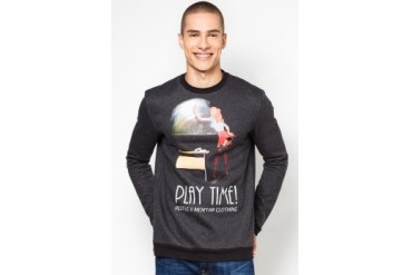 Pestle & Mortar Playtime Crewneck Sweatshirt