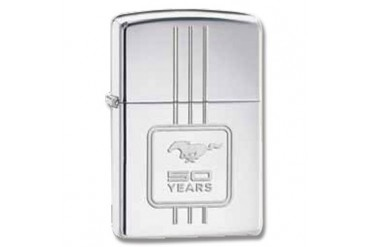 Zippo Ford Mustang 50th Anniversary Lighter