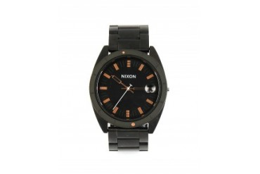 Nixon 'The Rover Ss' Watch Black