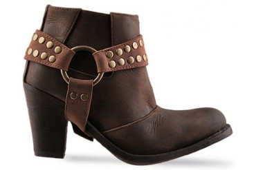 Jeffrey Campbell Nation H in Brown Distressed size 5.0