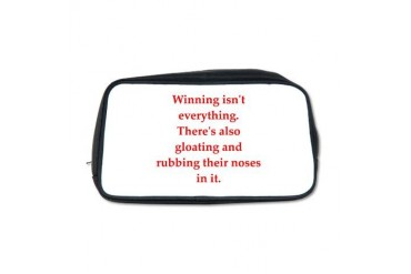 42.png Funny Toiletry Bag by CafePress