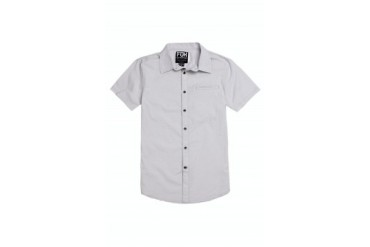 Mens Fox Shirts - Fox Injection Short Sleeve Woven Shirt