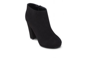 EZRA BASICS by ZALORA Ankle Boots with Chunky Heels